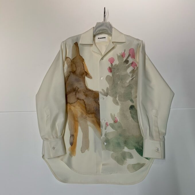 【JIL SANDER】*お問い合わせ商品 オーバーサイズシャツ