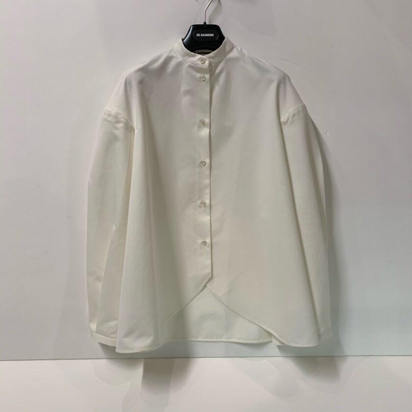 【JIL SANDER+】*お問い合わせ商品 カーブフロント シャツ