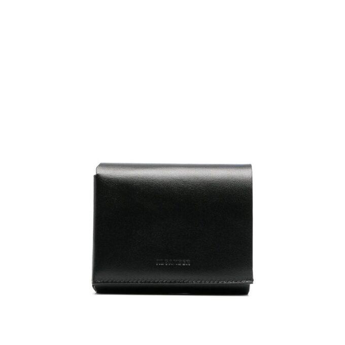【JIL SANDER】*お問い合わせ商品 三つ折り財布 ブラック
