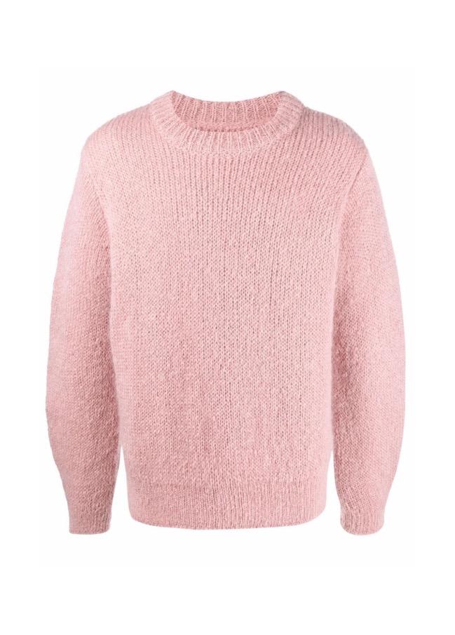 【JIL SANDER】*お問い合わせ商品 チャンキーニット セーター ピンク