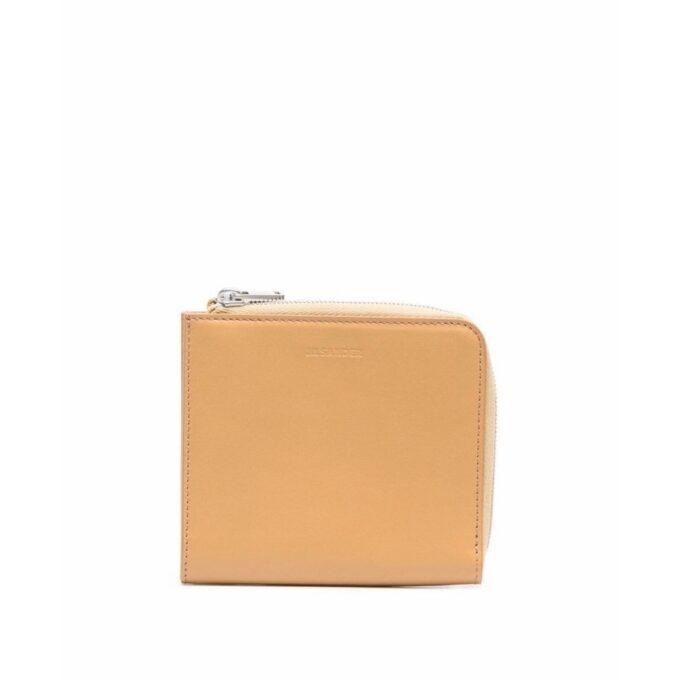 【JIL SANDER】*お問い合わせ商品 L字ジップ ミニ財布