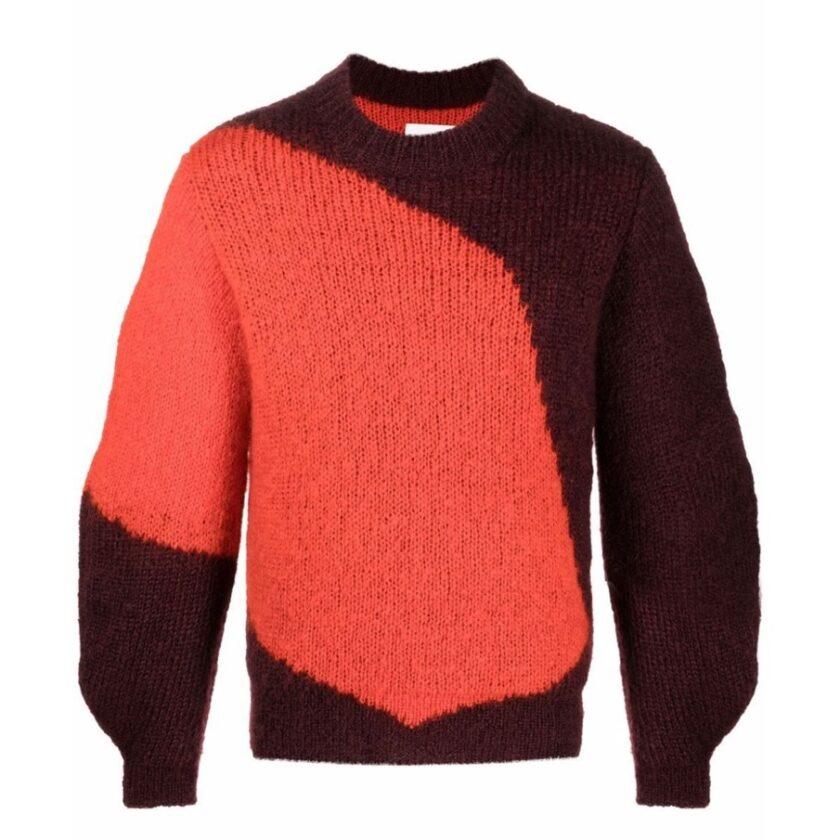 【JIL SANDER】*お問い合わせ商品 カラーブロック セーター