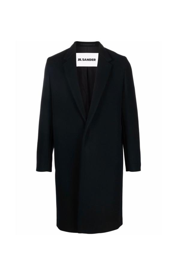 【JIL SANDER】*お問い合わせ商品 シングルコート ブラック